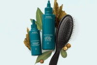 Pramasana Aveda Prodcuts for healthy scalp