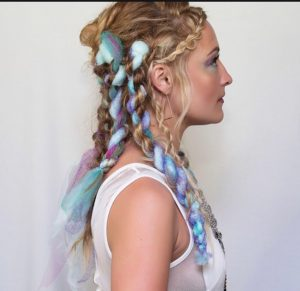hair, aveda